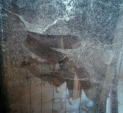 Стекло задние для ваз 2104