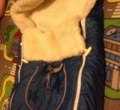 Конверт для Ляли ,90см,овчина