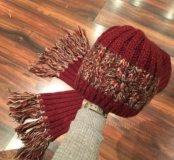 Шапка и шарф Польша
