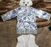 Детский костюм. Зайчик
