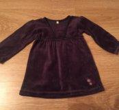 Платье 80/86