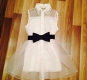 Платье подростковое XL 40- 42