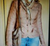 "Куртка бежевая ""baon"""