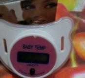 Соска термометр. Новая.