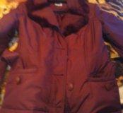 Куртка (в комплекте юбка)