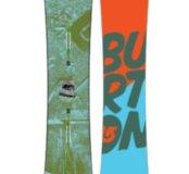 Сноуборд Burton Descendant fw15 ростовка 152 см