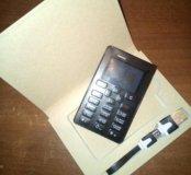 Новый телефон размером с пластиковую карточку