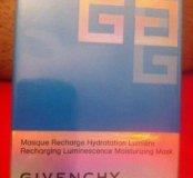 Givenchy Hydra Sparkling Увлажняющая маска