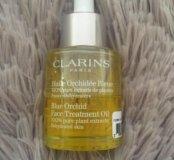 Clarins Orchidee Bleue косметическое масло