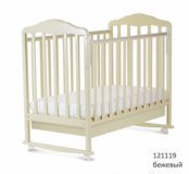 Новая кровать из дерева Березка