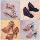 Пакет летней обуви обувь пакетом 4 пары в идеале