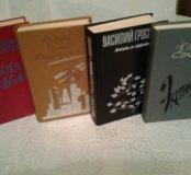 Книги. 4 книги