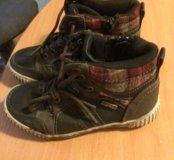 Демисезонные ботинки 30 разм
