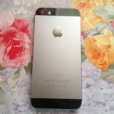 iPhone 5s space grey 32 гб