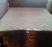 Кровать духспальная