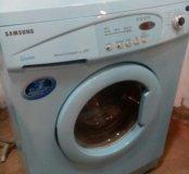 Samsung 4 kg голубой))