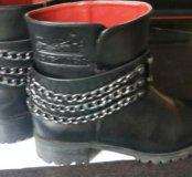 Ботинки Hermes р 39