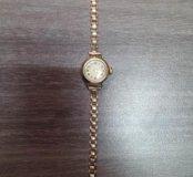 Часы золотые 585 12.84