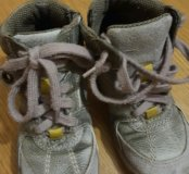 Ecco ботиночки 27р