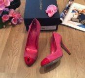 Новые женские туфли Sergio Rossi (оригинал)