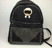 Новый стильный женский рюкзак Фенди Fendi
