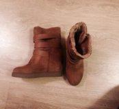Ботинки осень-зима р 38