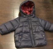Куртка Zara 80 см
