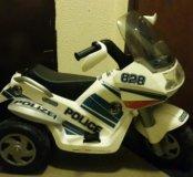 Электромотоцикл детский б/у