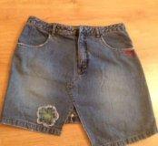 Юбка женская джинсовая, 46