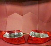 Задний фонари Киа Рио 11-15 седан