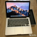 "Apple MacBook Pro'13 MC721FF/A ""Идеал Сост"""