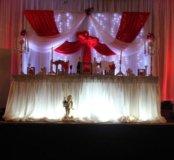 Свадьба в красном.