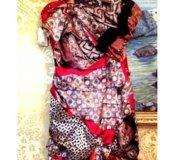 Gucci новое платье на бретельках