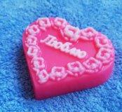 Мыло ко Дню всех влюблённых