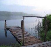 Земельный участок у водоема в Кулиге