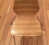 5 стульев зебрано