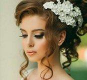 Прически макияж