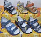 Новые сандалики Тотто