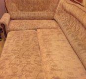 Угловой диван 150/240