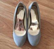 Новые туфли р.36-36,5