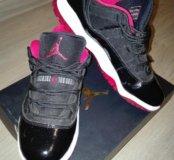 Кросовки Jordan retro11 bred