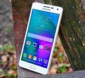 Samsung Galaxy A5 Duos White LTE/4G