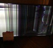 LG 3D (разбита матрица)42LB620V-ZD
