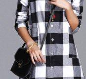Новая рубашка модной расцветки