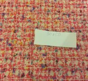 Куски ткани лоскуты