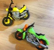 Мотоциклы 2 шт