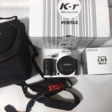 Фотоаппарат Pentax k-r body, Smc pentax 50mm f 1.8