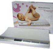 Новые весы для взвешивания новорожденных LAICA