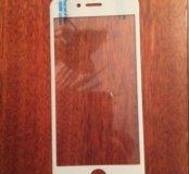 Новое стекло на iPhone 6