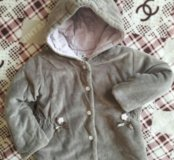 Продам плюшевую курточку